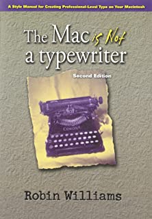 Indesign cc visual quickstart guide sandee cohen 9780321929570 the mac is not a typewriter 2nd edition fandeluxe Images