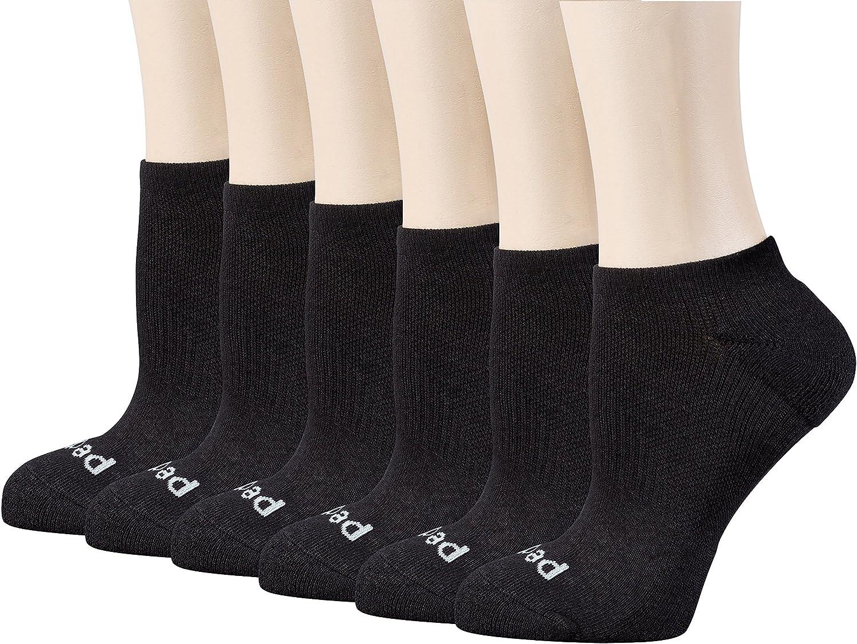 6 Pair Peds Coolmax X Wrap Womens Low Cut Socks Great Quality 5-10