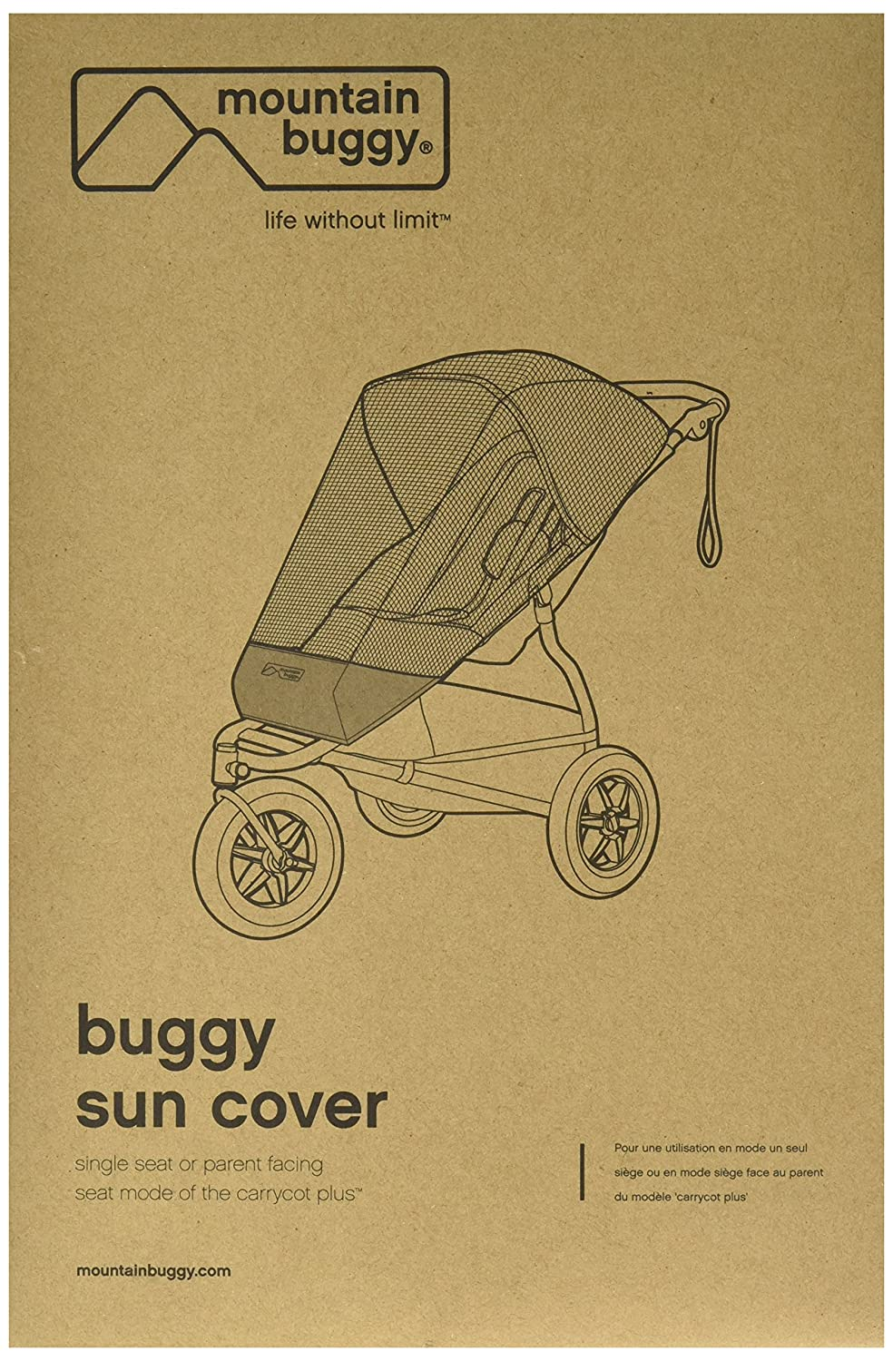 Mountain Buggy Sun Mesh For Urban Jungle And Terrain phil&teds UJSM