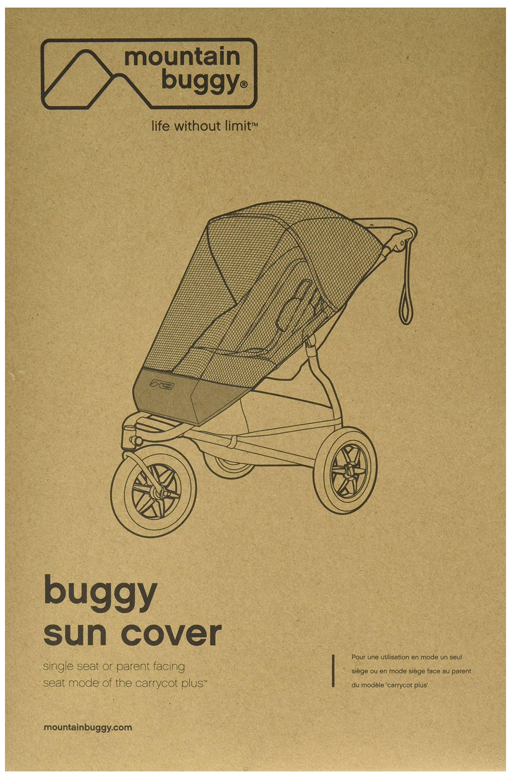 Mountain Buggy Sun Cover for 2015 Terrain and Urban Jungle Stroller