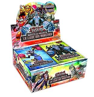 Yu Gi Oh Jccygo227_ 3–Scatola di 36booster–Battle Pack Yu-Gi-Oh! JCCYGO227_3