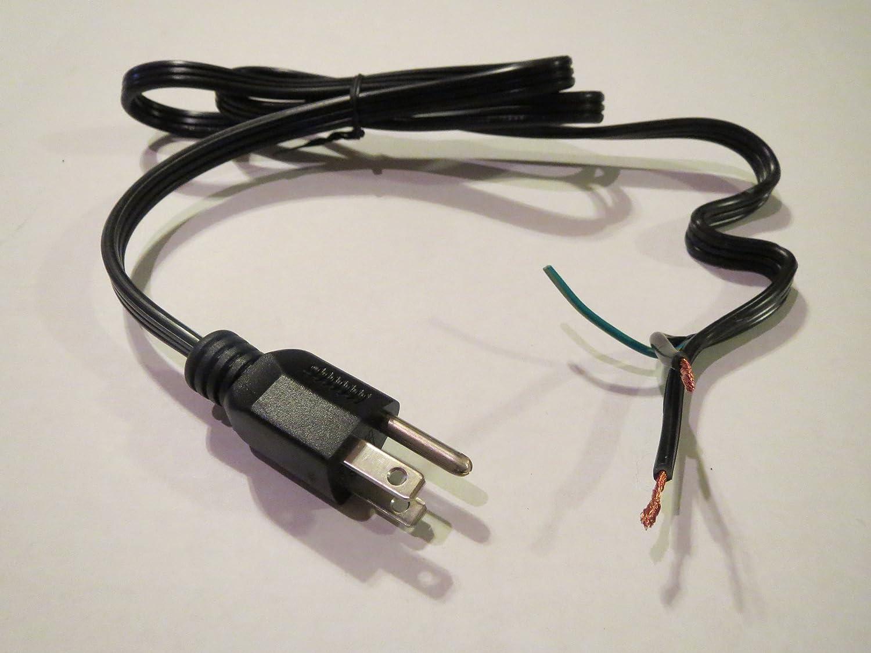 Keurig Replacement Power Cord Coffee Machine Farberware Pot Wiring Diagrams Parts Kitchen Dining