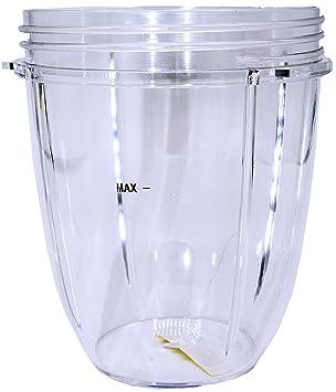 Pieza de repuesto que se adapta a la batidora de vaso Nutribullet de 600 W y al extractor de nutrientes de 900 W, de Blendin.: Amazon.es: Hogar