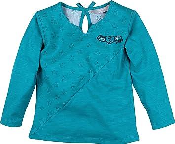 Zunstar Zara - Sudadera de náutica para niña, Color Azul petróleo, Talla UK: