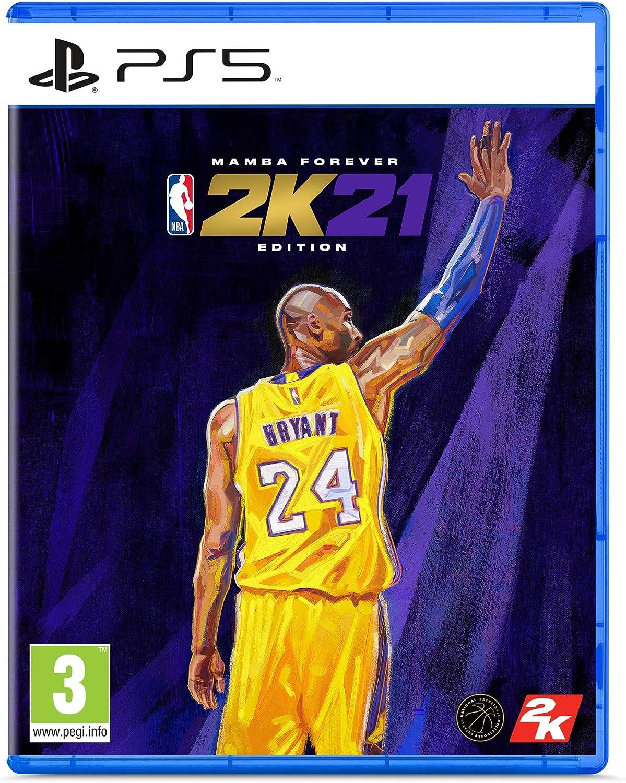 Videogioco 2K Games NBA 2K21 Mamba Forever Edition