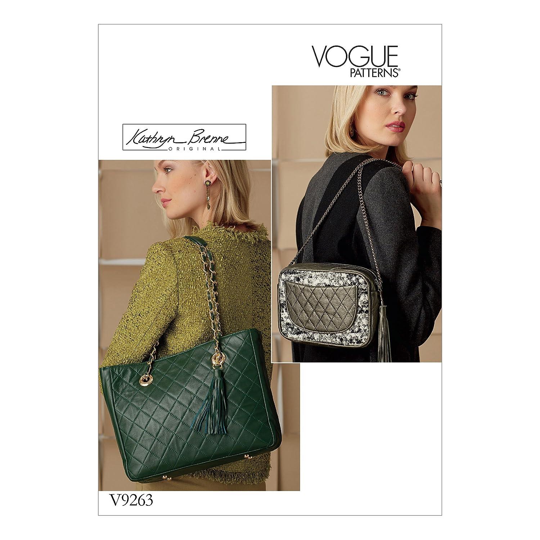 Vogue Patterns borsette The McCall Pattern Company V9263OSZ