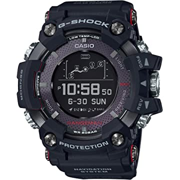 buy Casio G-Shock Rangeman Solar