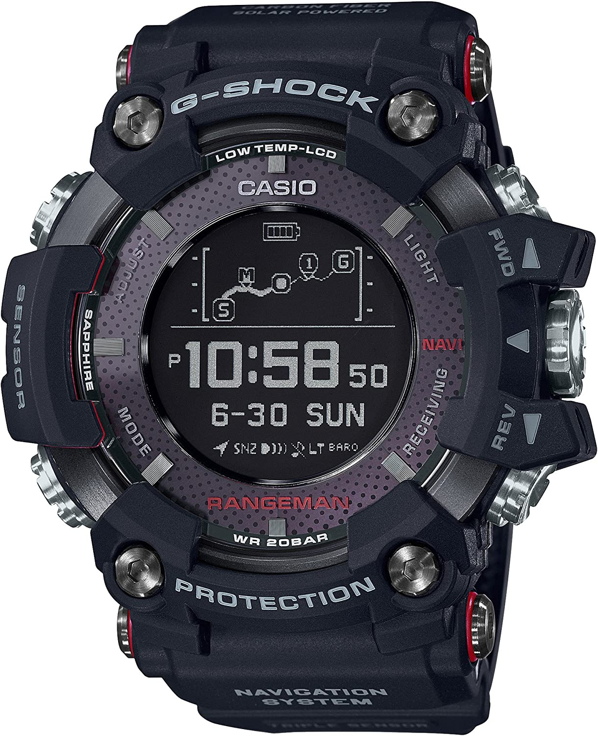 CASIO『G-SHOCK(GPR-B1000-1JR)』