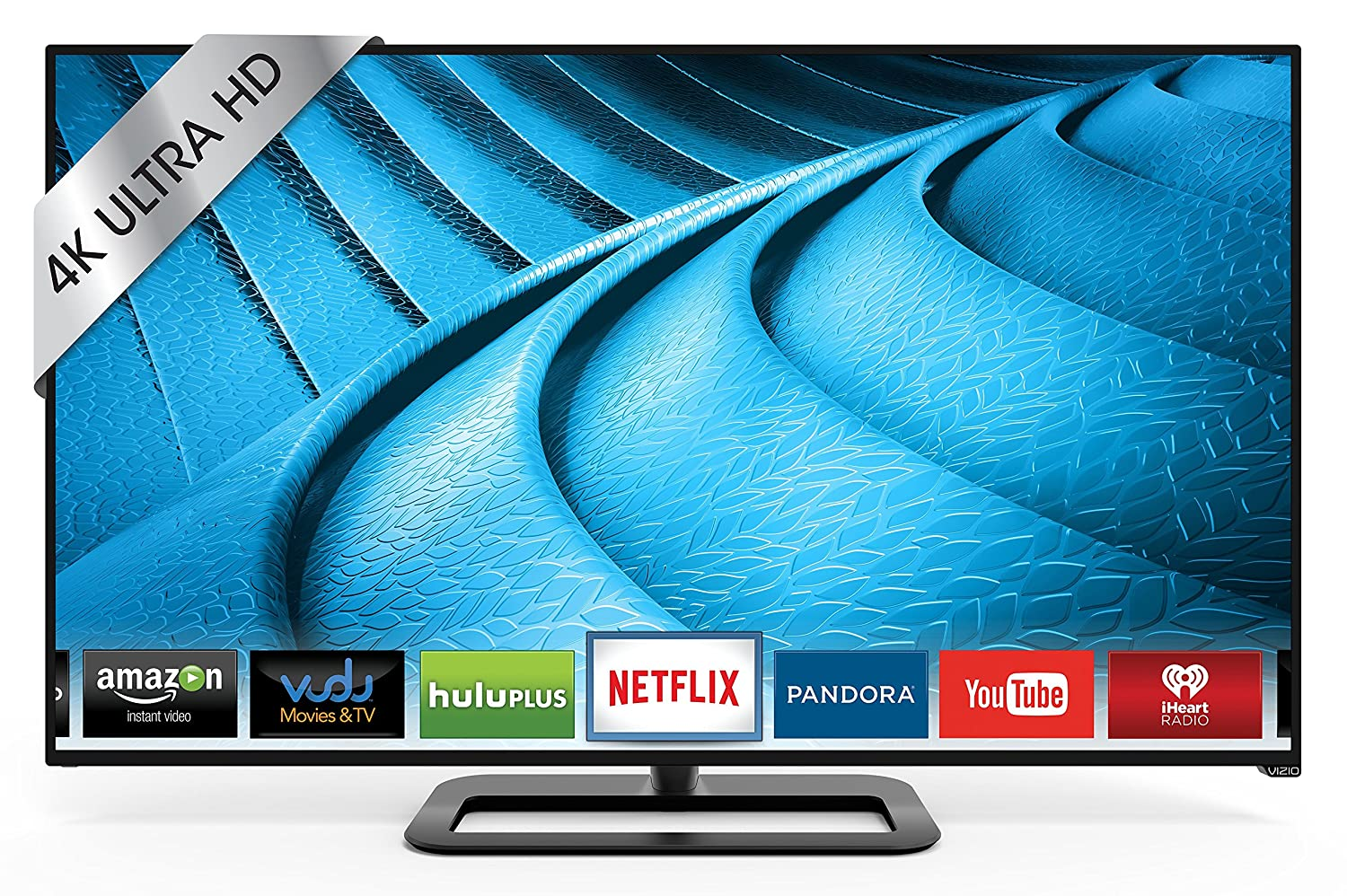 VIZIO P552ui-B2 55-Inch 4K Ultra HD Smart LED HDTV (2014 Model)