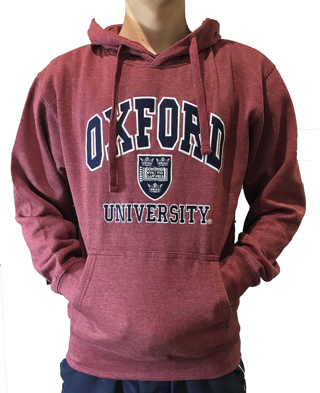 Sudadera con capucha oficial de la Universidad de Oxford - Ropa oficial de la famosa Universidad de Oxford: Amazon.es: Ropa y accesorios