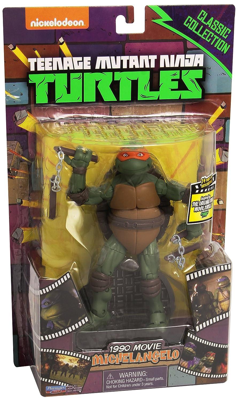 Teenage Mutant Ninja Turtles 1990 Colección de Cine Clásico ...