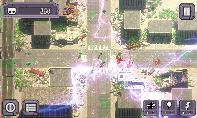 ZombSplat [Download] by Ultra Line Software (Image #3)