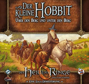 Heidelberger Spieleverlag 1301MAY12 - Juego de Cartas de El señor ...