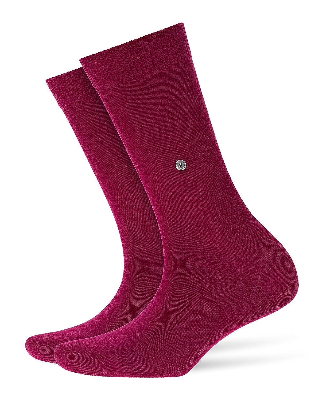 - Strumpf in Ganzjahresqualit/ät aus gek/ämmter Baumwolle Farben Versch Einheitsgr/ö/ße 1 Paar BURLINGTON Damen Socken Lady 82/% Baumwolle 36-41