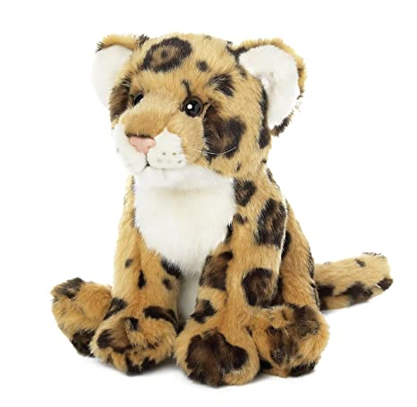 WWF 15192060 Soft Toy Jaguar 15 cm