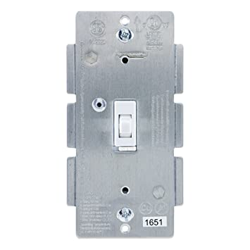 ge 45613 wave wireless lighting control. ge zwave plus wireless smart lighting control dimmer toggle switch in ge 45613 wave o