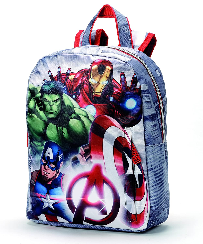 M Coriex Reactive Avengers Standard Rucksack Kinderrucksack Mehrfarbig