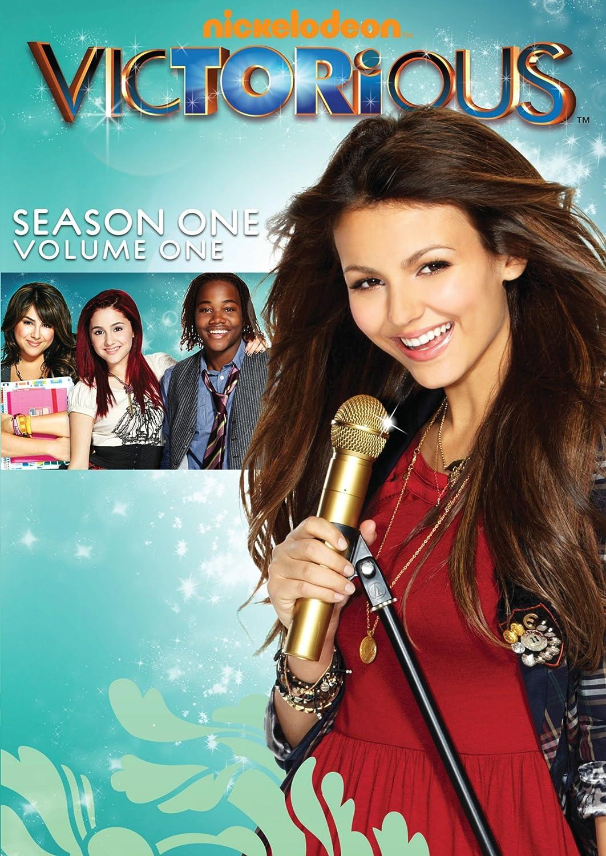 Amazon.com: Victorious: Season 1, Vol. 1: Victoria Justice, Leon Thomas III, Matt Bennett, Elizabeth Gillies, Ariana Grande, Avan Jogia, Daniella Monet: ...