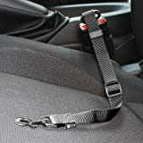 Me & My Pets Car Seat Belt Clip - Black