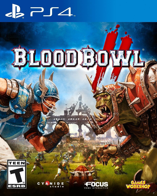 amazoncom blood bowl 2 playstation 4 uu0026i video games - Ps4 Video Games