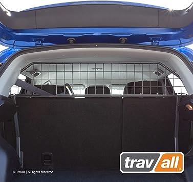 Travall Guard Hundegitter Tdg1360 Maßgeschneidertes Trenngitter In Original Qualität Auto