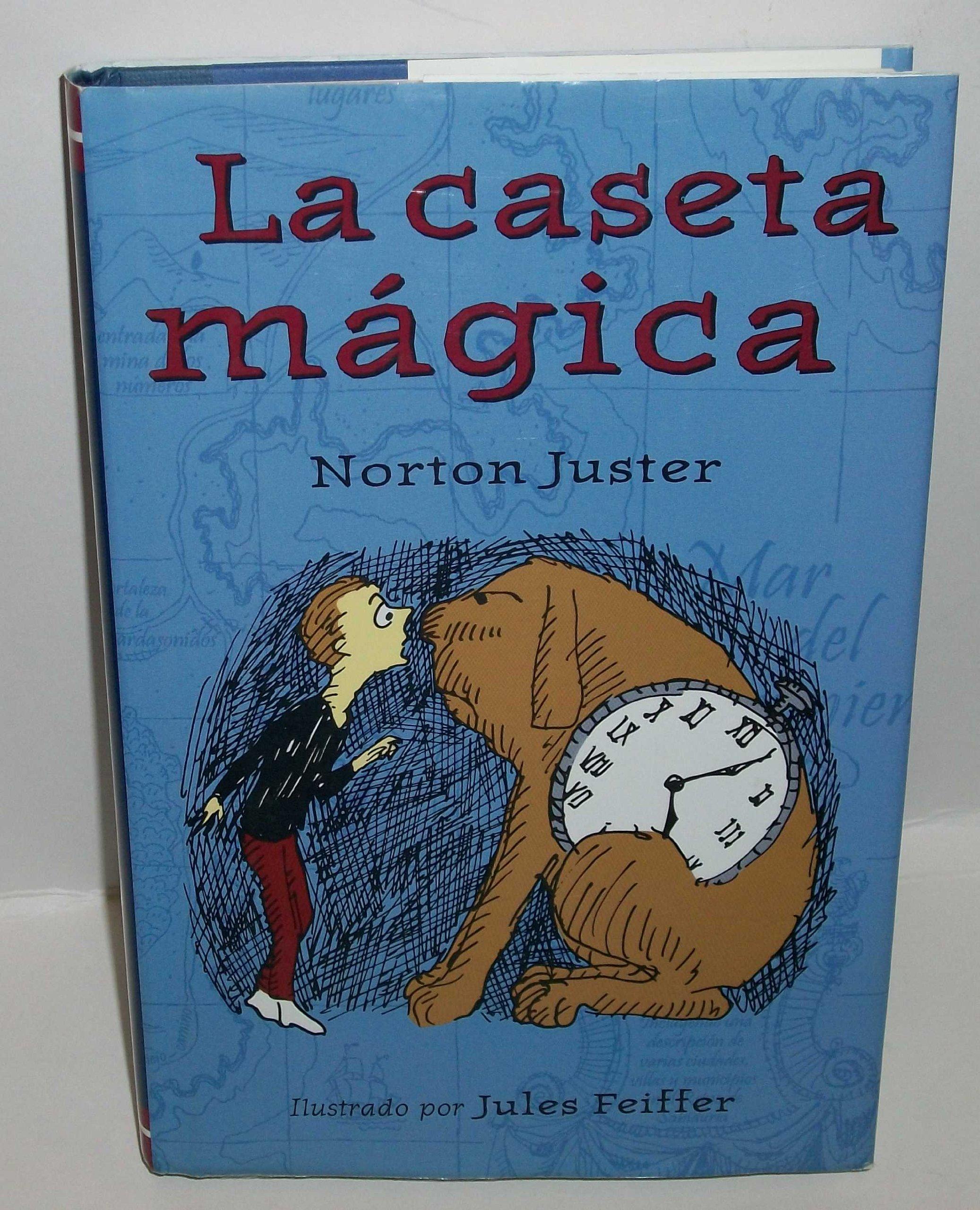 La Caseta Magica Hardcover – August 1, 2001