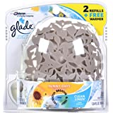 Amazon Com Glade Plugins Scented Oil Fan Clean Linen