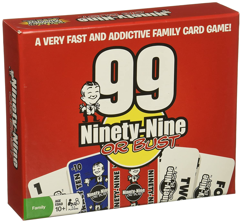 Amazon Ninety Nine Or Bust Game Toys Games