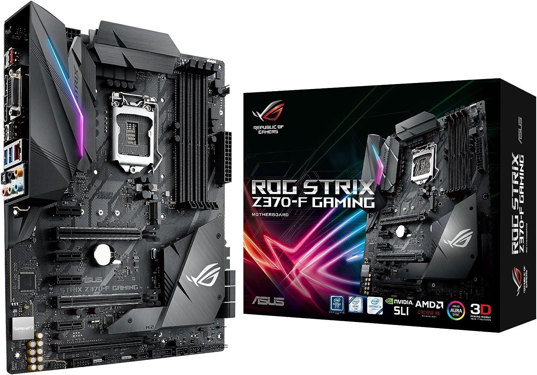 ASUS ROG STRIX Z370-G GAMING Motherboard