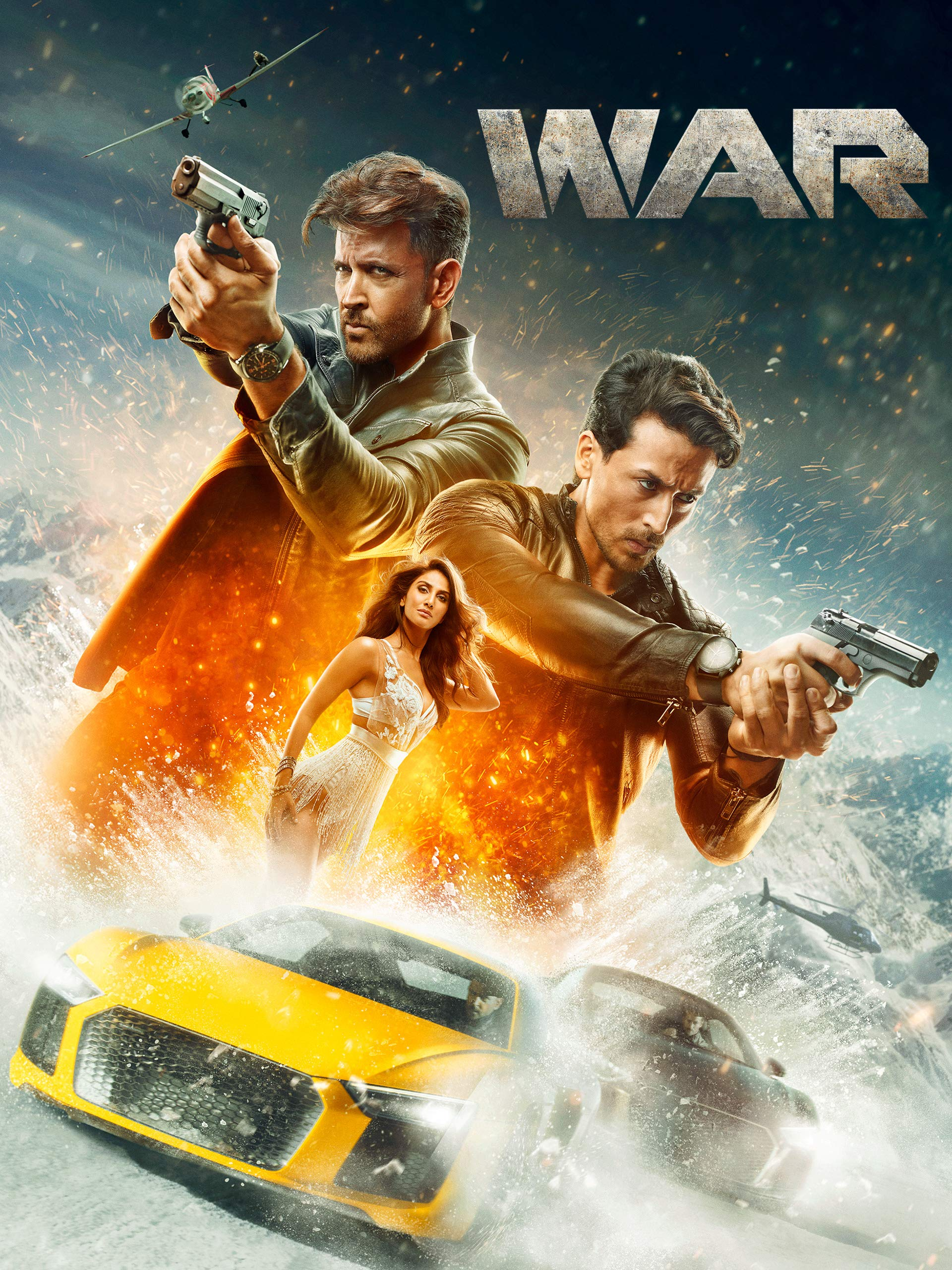 Watch War Hindi Prime Video