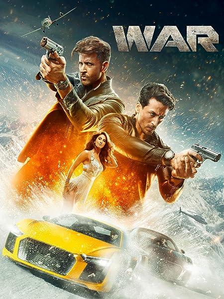 War 2019 1080p AMZN WEB-DL H264 DD+5.1 x264-Telly | G- Drive | 10.64 GB |
