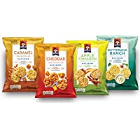 30-Count Quaker Rice Crisps Sweet & Savory Mix, 0.67/0.91 Ounce