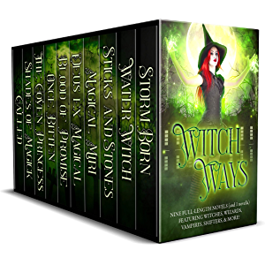 Witch Ways: 9 Full-Length Novels (and 1 Novella) Featuring Witches, Wizards, Vampires, Shifters, and More!