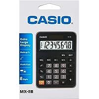 Casio MX 8B Electronic Desktop 12 Digit Calculator