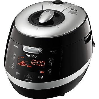 Amazon.com: Cuckoo Rice Cooker l CRP-FA0610F (White/Silver