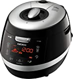 Cuckoo Electric Induction Heating Pressure Rice Cooker CRP-HY1083F (Black)