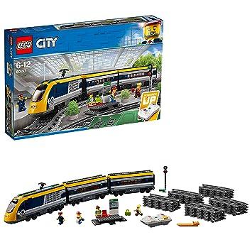 Maquinista Varios Minifigura BluetoothIncluye PasajerosMaqueta Por Juguete City Pasajeros Remoto Del De Con Lego Tren Ferroviario Control Y CoxhrtsQdB