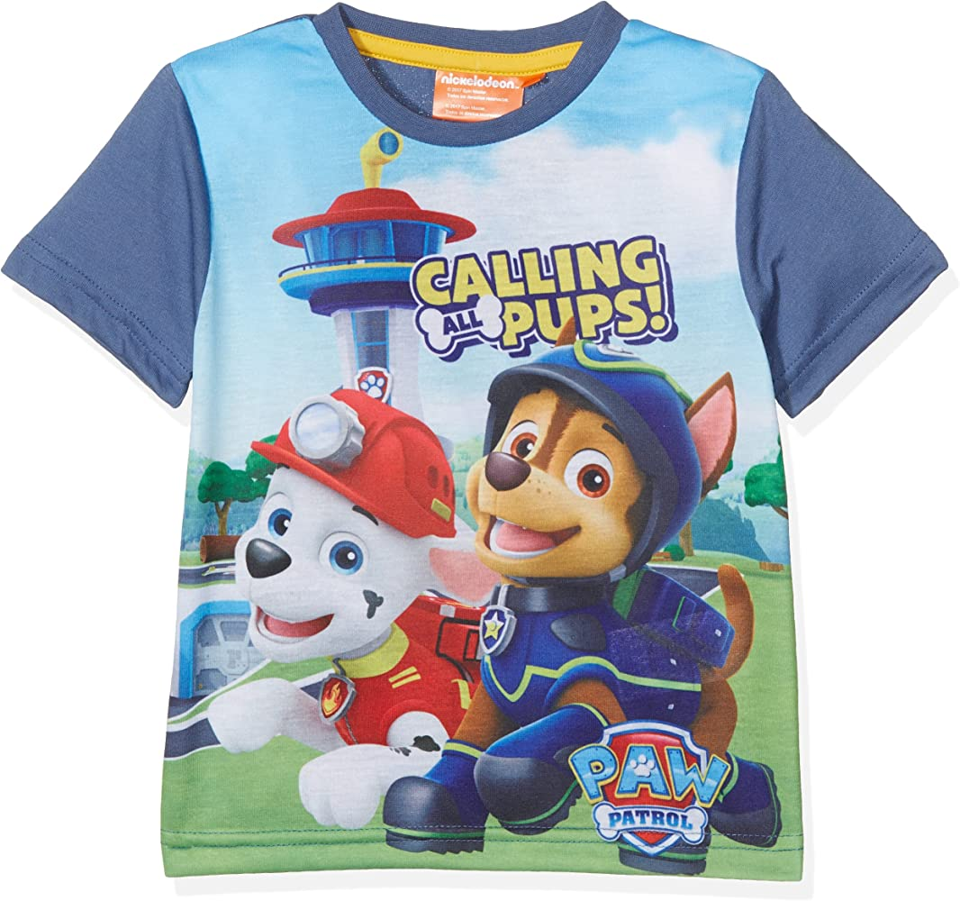 T-Shirt Bambino Nickelodeon Paw Patrol