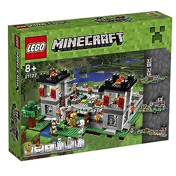LEGO - 21127 - Minecraft - Jeu de Construction - La Forteresse ...