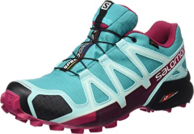 Salomon Speedcross 4 GTX W, Zapatillas de Trail Running para Mujer: Amazon.es: Zapatos y complementos