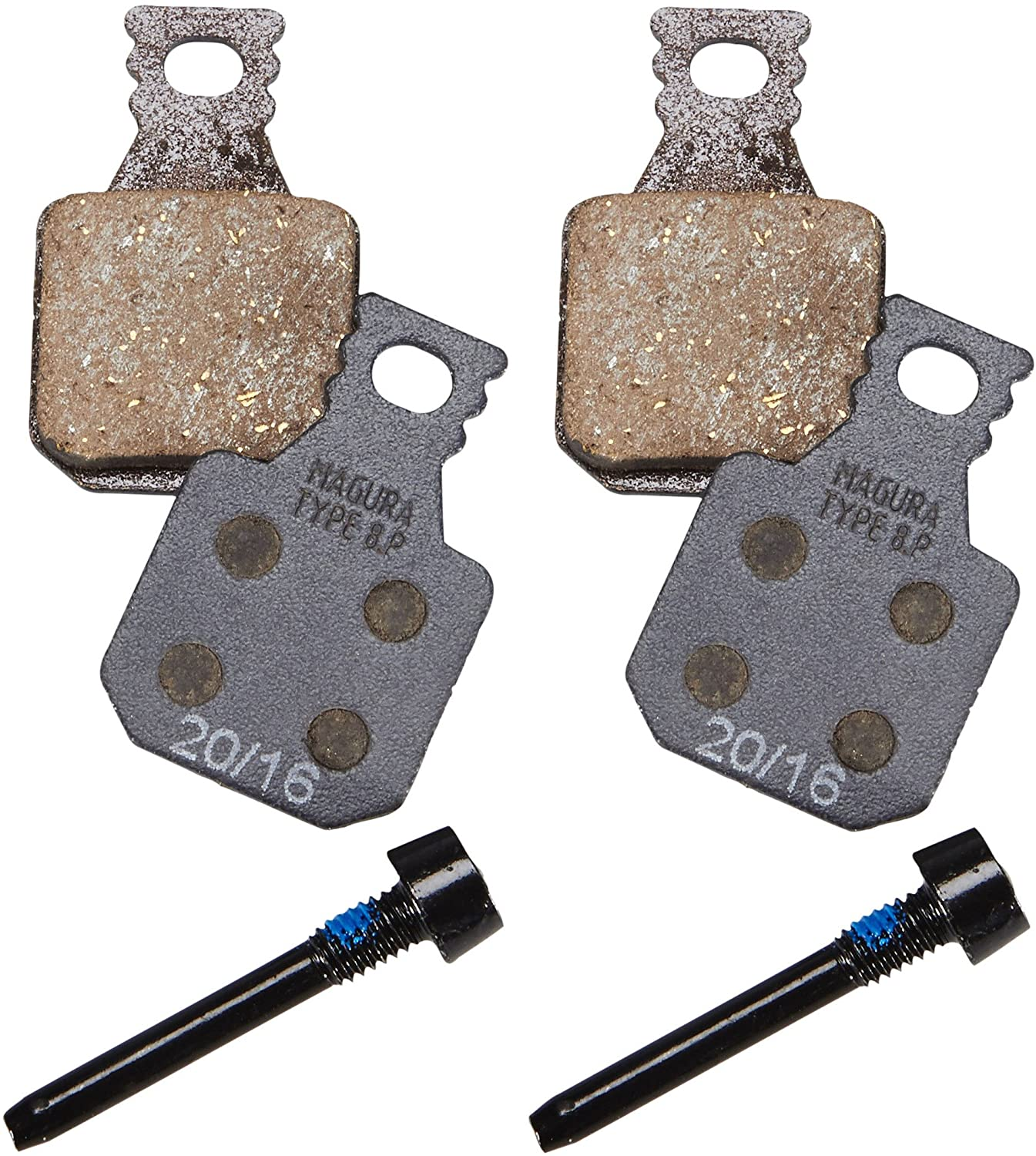 MAGURA 8.R RACE COMPOUND DISC BICYCLE BRAKE PADS