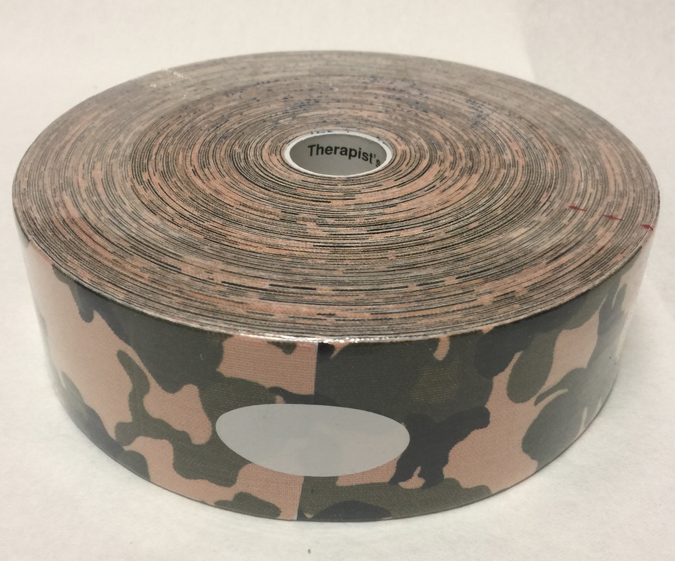 Therapist's Choice® Kinesiology Tape Bulk Roll (2-Inch x 105-Feet) (Camo)