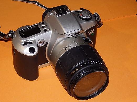 Canon EOS 500 N - Cámara réflex analógica - Incluye Objetivo AF ...