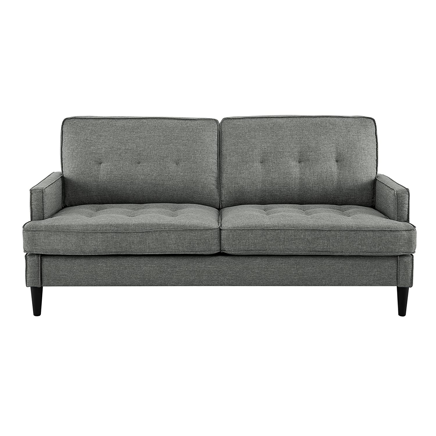 Dorel Living Marley Sofa, Gray