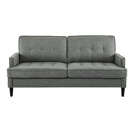 Dorel Living Marley Sofa, Gray