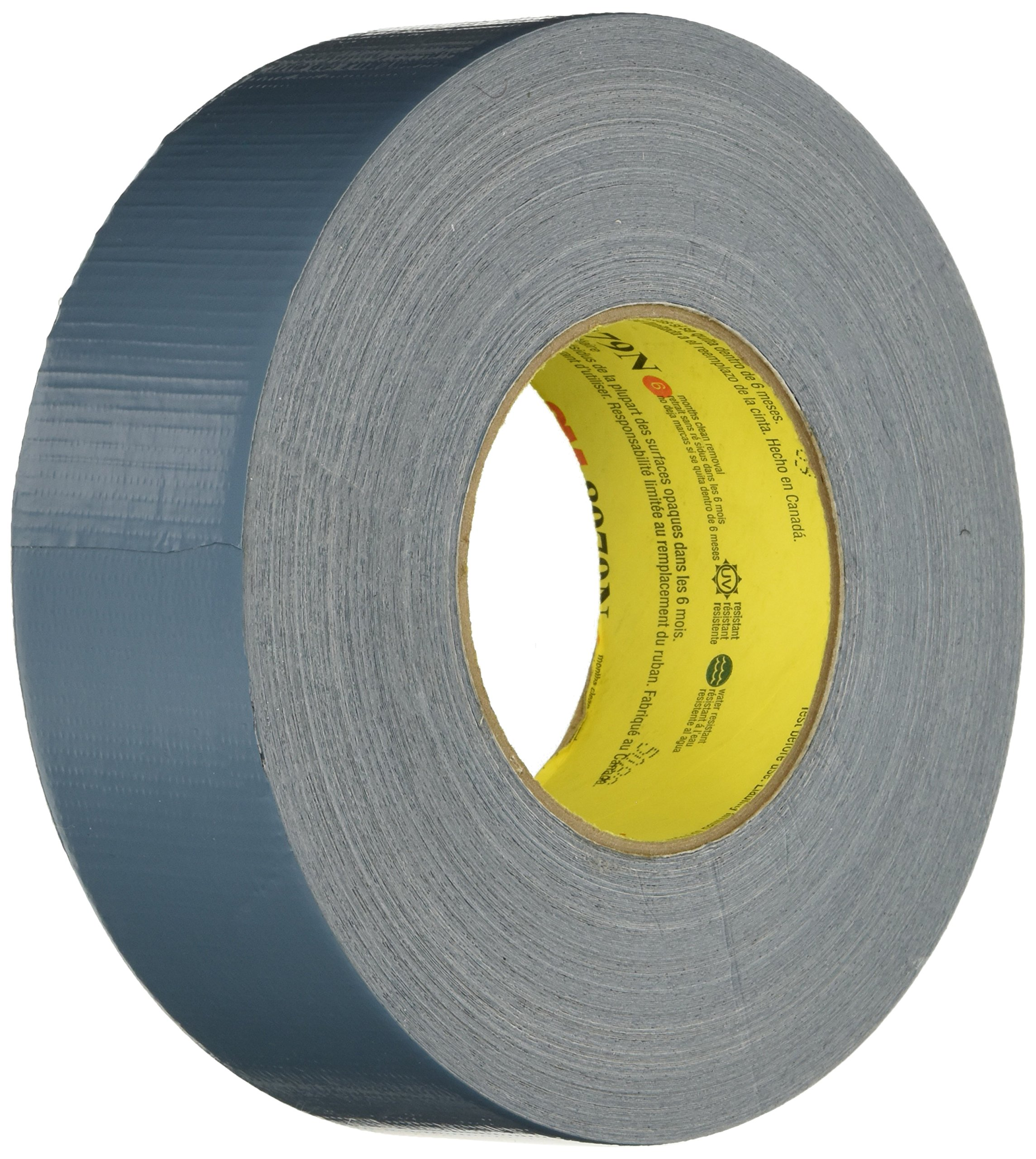 3M Performance Plus Nuclear Duct Tape, Slate Blue, 48-Millimeter by 54.8-Meter