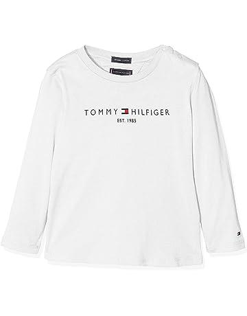 Essentials da ragazzo confezione da 2 magliette a maniche lunghe raglan