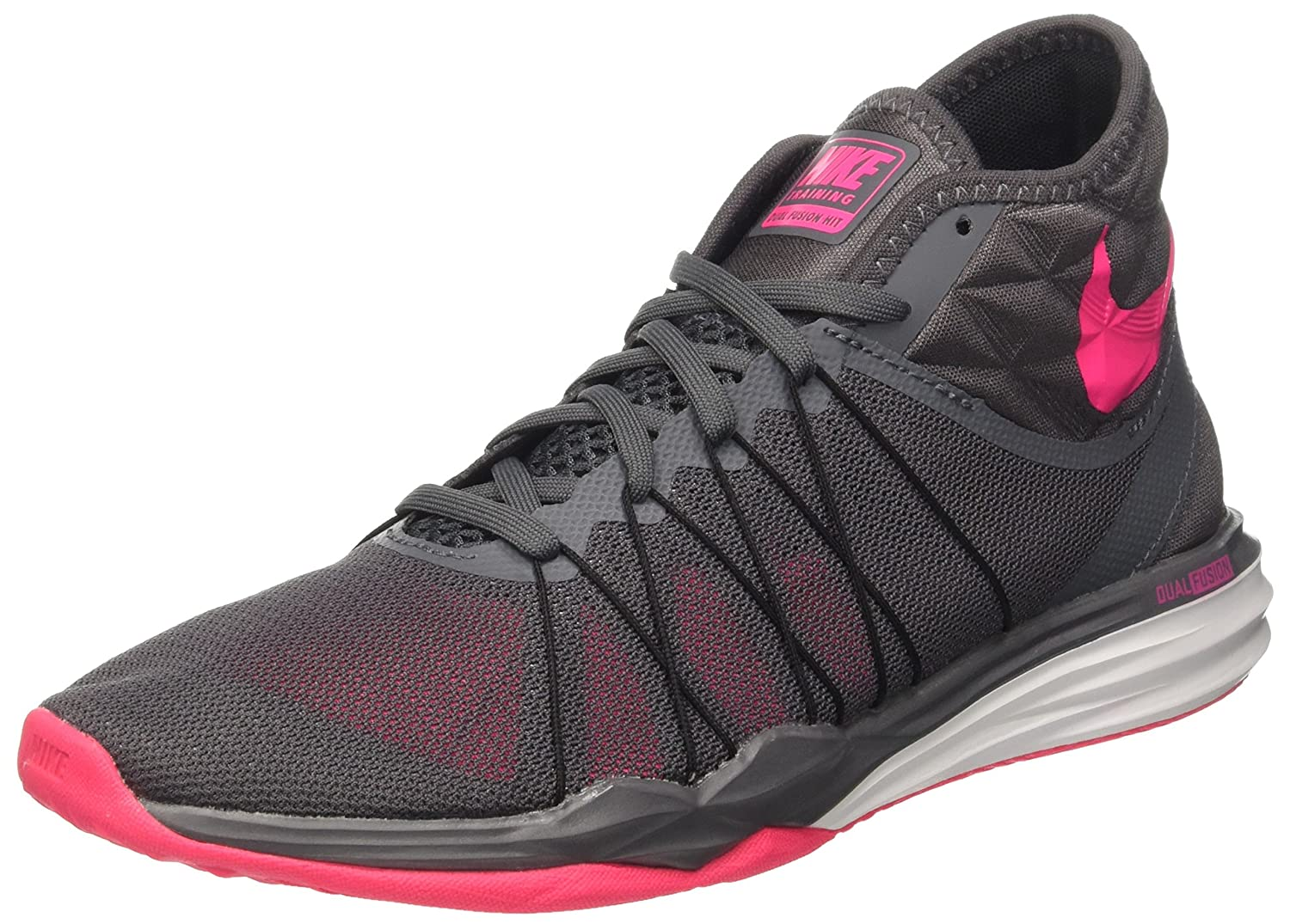Nike W Dual Fusion Tr Hit Mid, Women's Trainers: Amazon.co.uk: Shoes & Bags
