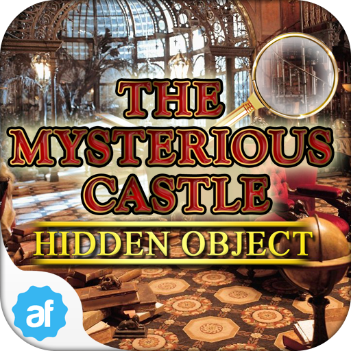 Hidden Object   The Mysterious Castle Free