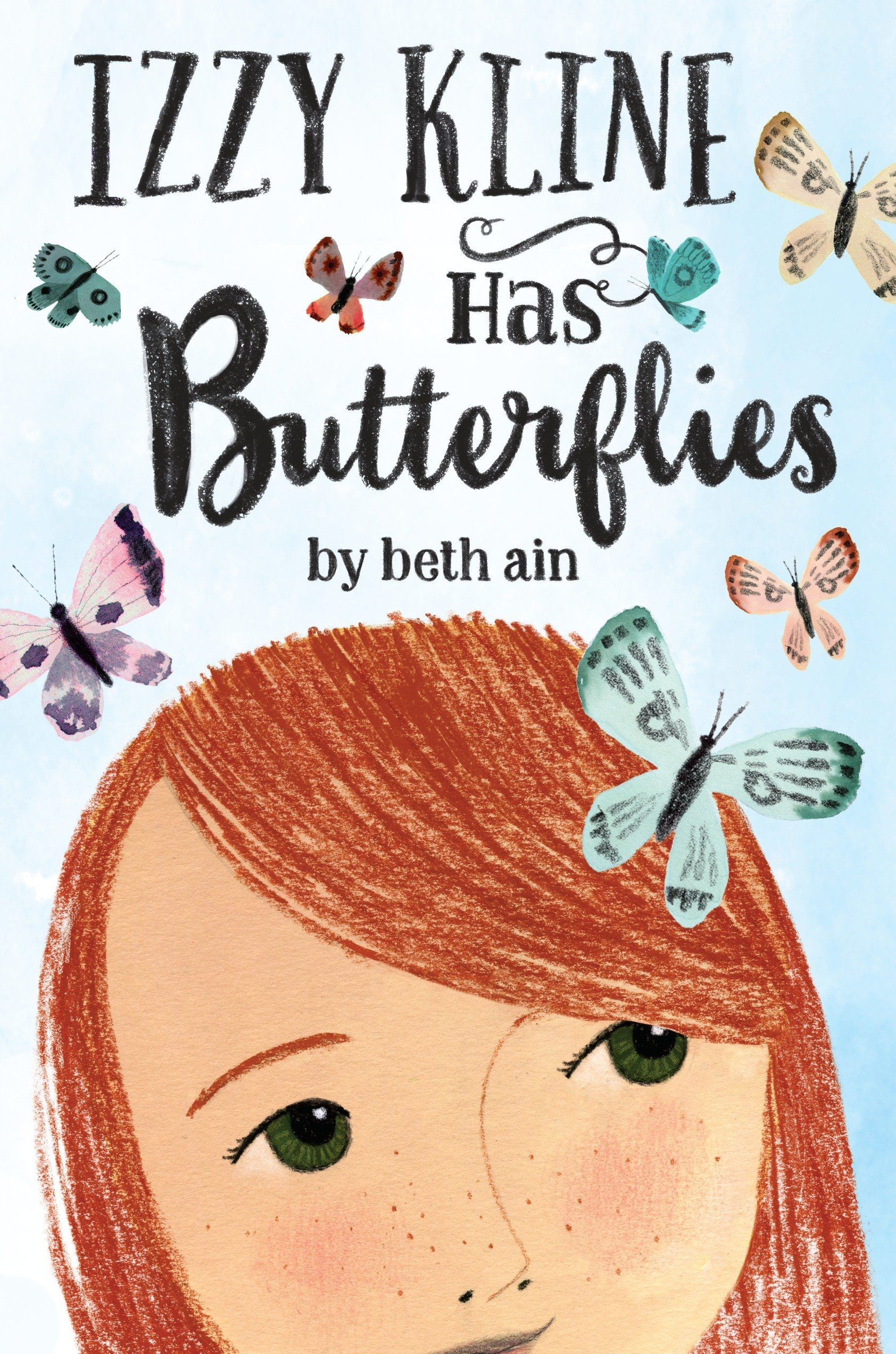 Download Izzy Kline Has Butterflies PDF